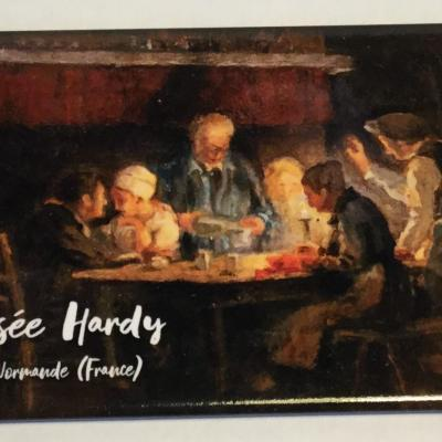 Magnet musee hardy