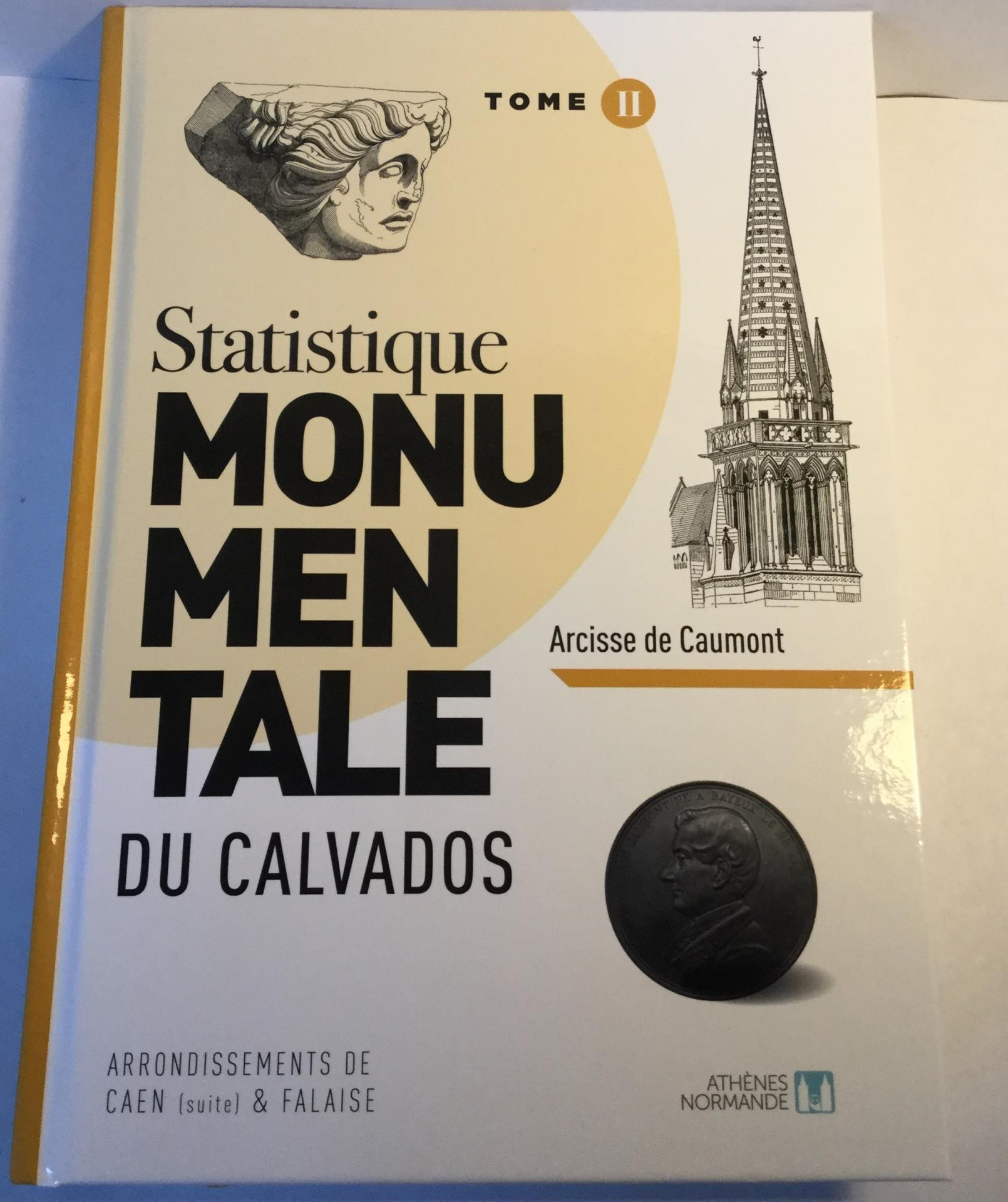 Stats monumentales n tome 2