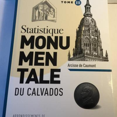 Stats monumentales n tome 3