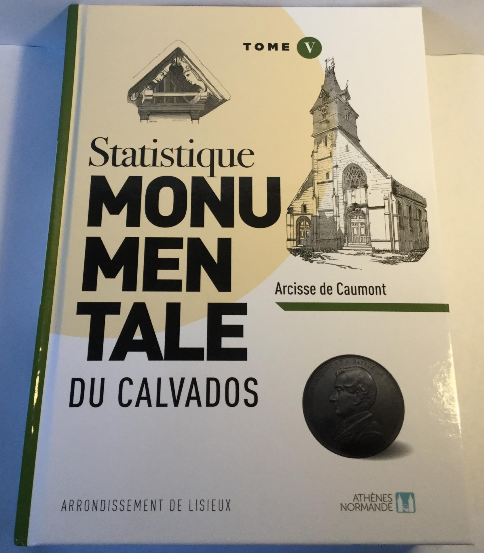 Stats monumentales n tome 5